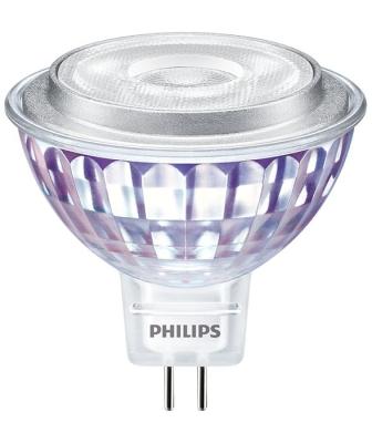 PHILIPS - Master LED spot VLE dimmable 7-50W GU5.3 MR16 12V 2700K 621lm CRI80 60D 25000h