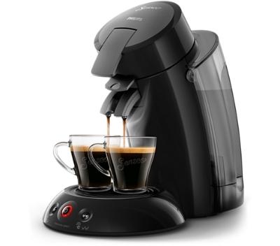 PHILIPS - Koffiezetapparaat Senseo Original XL - zwart