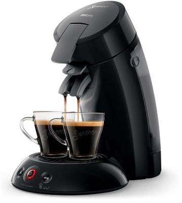 PHILIPS - Koffiezetapparaat Senseo Original - zwart
