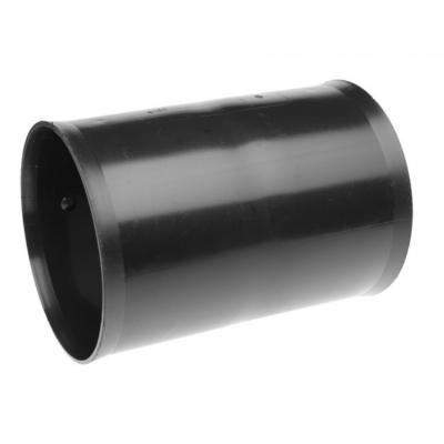 DYKA PLASTICS - Manchon PP - diamètre 75mm - noir