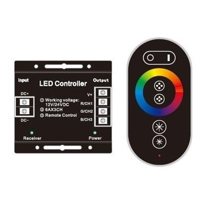 LUMINAR - Leds Boost - color RF master - in 12Vdc / 24Vdc - IP20