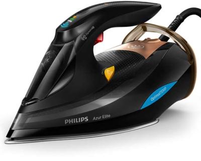 PHILIPS - Stoomstrijkijzer Azur Elite met OptimalTEMP - 3000W - 65g/min - zelfreiniging