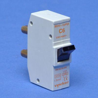 VYNCKIER - Mini-Jump penautomaat 1P C 6A