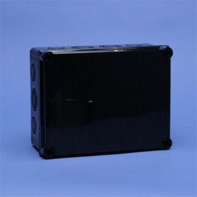 VYNCKIER - Boîte de dérivation étanche bornes à 2 écrous 4X25 mm² 500V noire