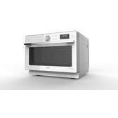 WHIRLPOOL - Four à micro-ondes combi pose-libre, 33l, chaleur pulsée, vapeur, doughrising