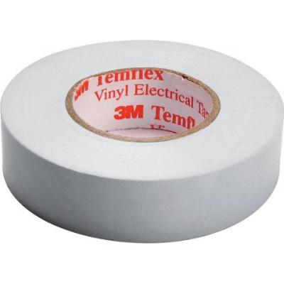 3M - Temflex 1500 ruban isolant électrique vinyl 19mm x 20m blanc