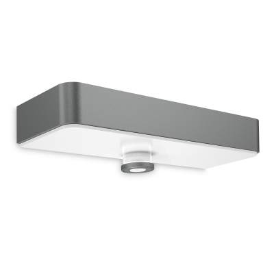 STEINEL - Lampe á détection XSOLAR SOL-O S anthracite