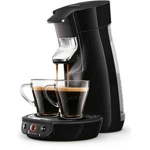 PHILIPS - Koffiezetapparaat Senseo Viva Café - zwart