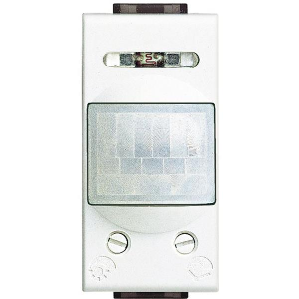 BTICINO - LL inter. infrarouge passif + detect 1 mod 230V blanc