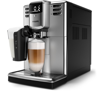 PHILIPS - Machine espresso automatique series 5000 - LatteGo - 6 boissons