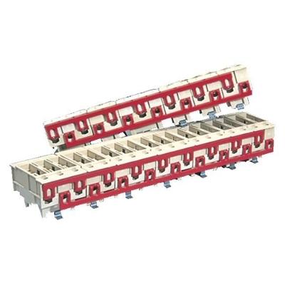 VYNCKIER - Base de coupe-circuit précâblée 18P 50A