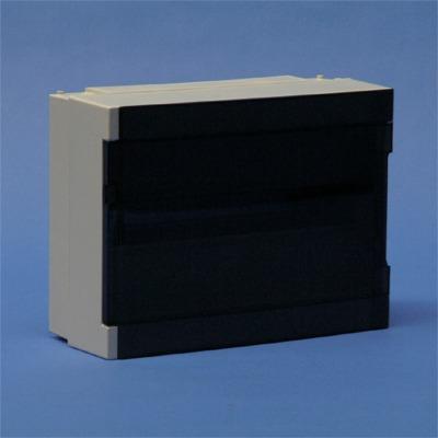 VYNCKIER - Fix-o-Rail 150 1 rangée 18 mod. porte transparente