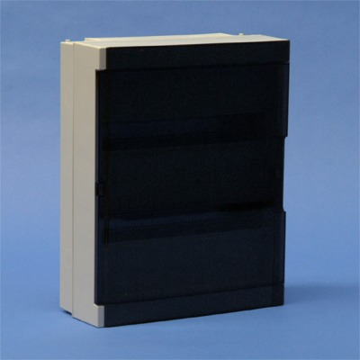 VYNCKIER - Fix-o-Rail 150 2 rijen 36 mod. doorzichtige deur