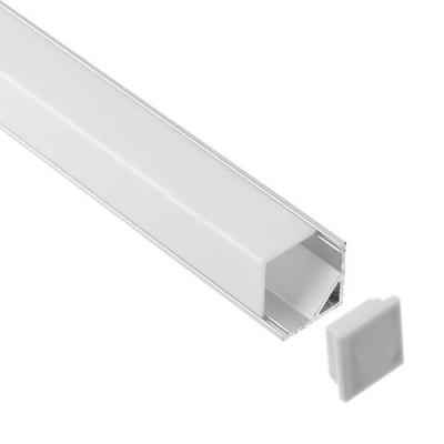 LUMINAR - Leds Boost - PROFICORNER 2 - 30mm x 30mm - opaal - lengte 2m