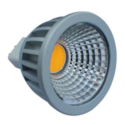 LUMINAR - Leds Boost - LED LAMP GU5.3 - 7W - 2700K - 570lm - dia. 50mm x 57mm - dimbaar
