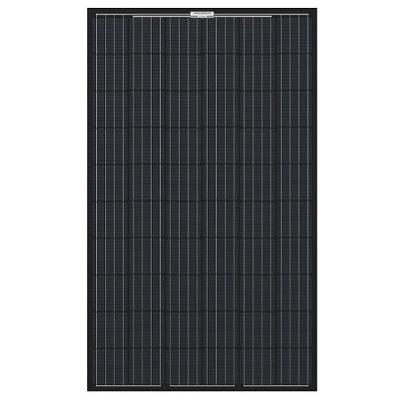 Q Cells - Zonnepaneel - Q.peak BLK-G4.1 - 300Wp - MONOBLACK Frame zwart - 1670x1000x32mm