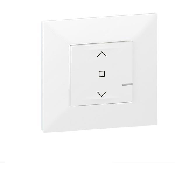 LEGRAND - Valena Next with Netatmo - Inter volet connecté Blanc