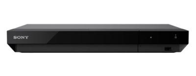 SONY - Blu-ray speler - 4K UHD - hi-res audio - 2xHDMI
