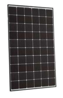 Q Cells - Module solaire - Q.peak-G5.1 310 - 310WP - MONO - Frame noir - 1670x1000x32mm
