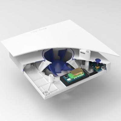Waves CO² decentrale ventilator