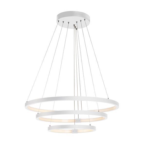 SLV Belgium - Parsec TRIO DALI indoor LED hanglamp wit 3000/4000K