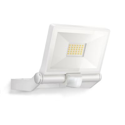 STEINEL - Steinel spot extérieur XLED ONE sensor blanc 23,5W 3000K 2550lm