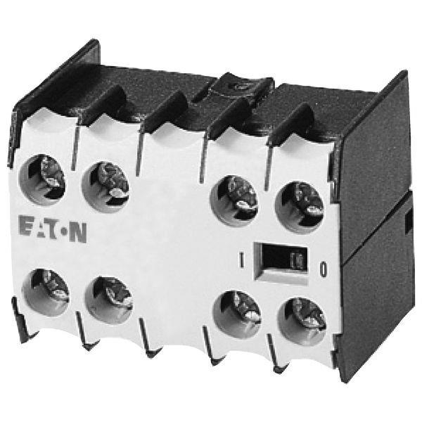 MOELLER - Hulpcontactblok DILEM 11DILEM, Hulpcontact 1M 1V
