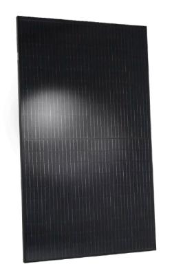 Q Cells - Module solaire - DUO ALL BLACK G6+ - MONO - 335WP - 1740x1030x32mm