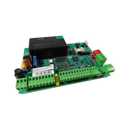 FAAC - Motorsturing 230V met display-programmatie via 3 toetsen of via Simply Connect
