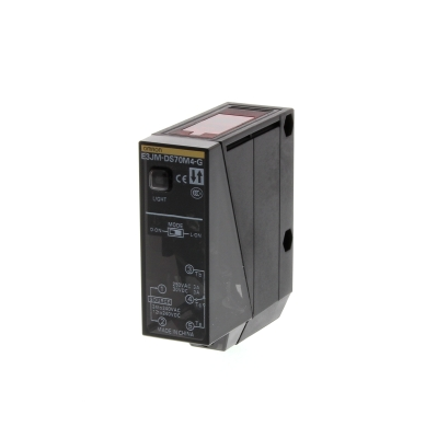OMRON - Objectreflectie, 70 cm, 12-240 VDC/24-240 VAC, relais, LO/DO, IP66