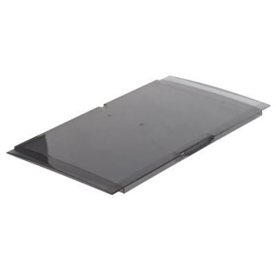 VYNCKIER - Doorzichtige vervangdeur voor Fix-o-Rail 150 2 rijen 36 mod.