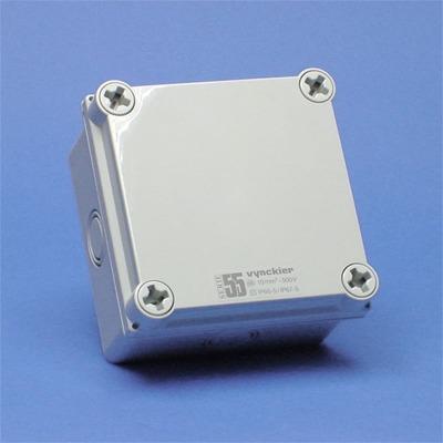 VYNCKIER - Serie 55 aftakdoos 10mm² ledig