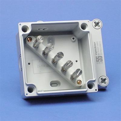 VYNCKIER - Serie 55 aftakdoos 10mm² met klemmensteun