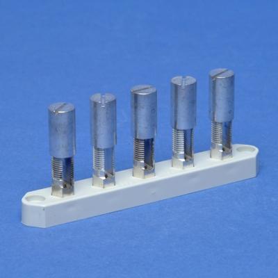 VYNCKIER - Support à bornes à capuchon 10mm² pour série 55
