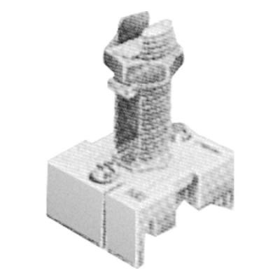 VYNCKIER - Klemmensteun met moerklem 25mm² met enkel drukstel