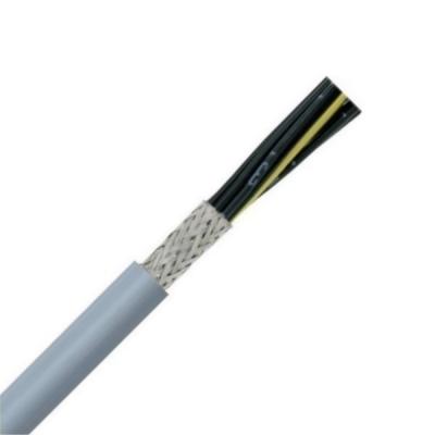 SPECIALE KABEL - LIYCY PVC afgeschermd grijs genummerd IEC 60332-3 25G0,5mm²