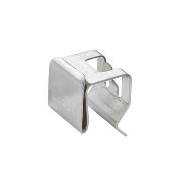 STAGOBEL - Klem Roestvrij staal voor bevestiging van een deksel op een kabelgoot 15X13X15