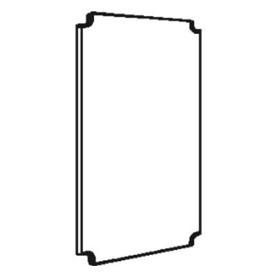 VYNCKIER - Montageplaat pertinax EH3/AP-2