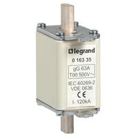 LEGRAND - Mespatroon gG 50A grootte 00 500V 120kA met verklikker