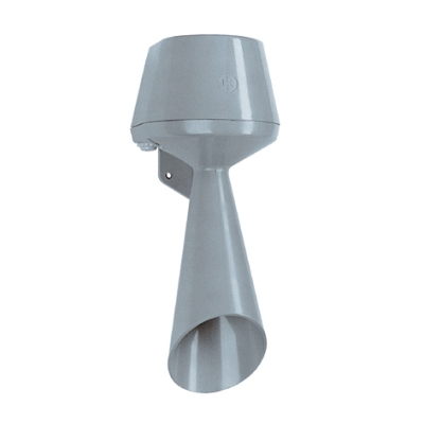 HUPPERTZ - Klaxon 108dB (1m) HPW11 230V AC IP55 gris