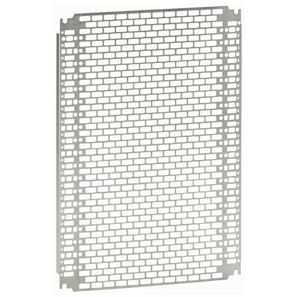 LEGRAND - Geperforeerde plaat Lina 25 afm. (h x b) 756 x 556 mm