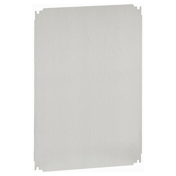 LEGRAND - Plaque pleine - 656 x 456 mm coffret (h x l) 700 x 500 mm