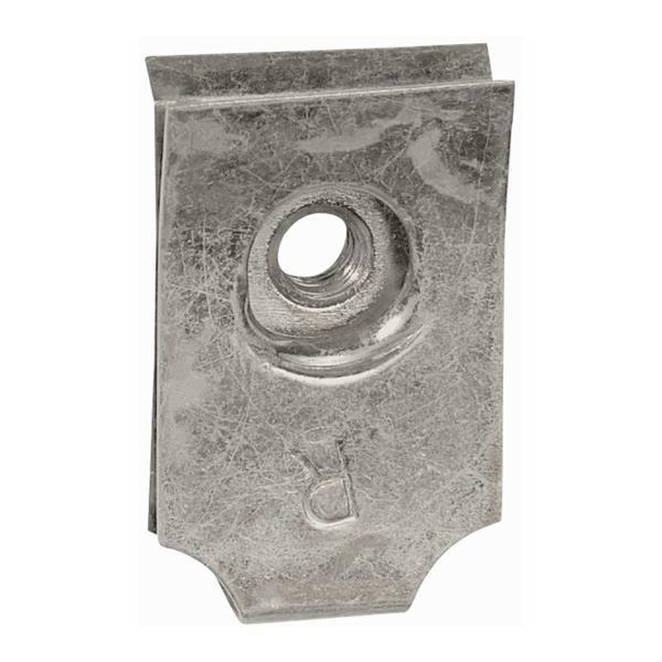 LEGRAND - Clips-écrou pour vis 5 mm pour plaques perforées Lina 25