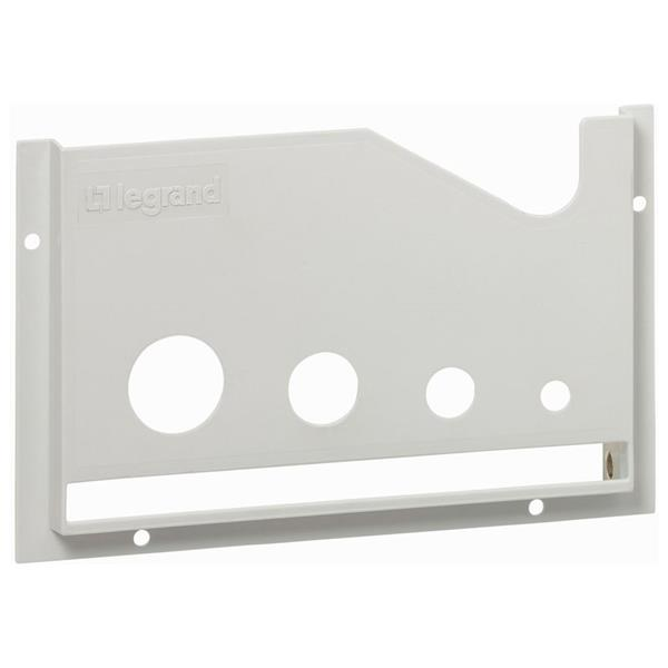 LEGRAND - Pochette autocollante pr plans 340 x 235 mm - coffrets/arm.