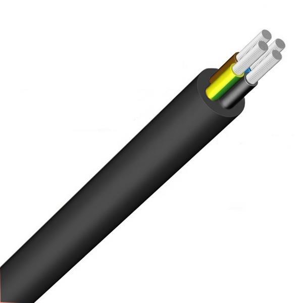 SPECIALE KABELS - Silicone kabel +180°C 500V LS0H zwart 2X0,75mm²