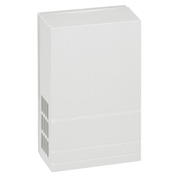 LEGRAND - Sonnerie Lido 8 V - 50/60 Hz IP20 79dB 95x61x33mm blanc
