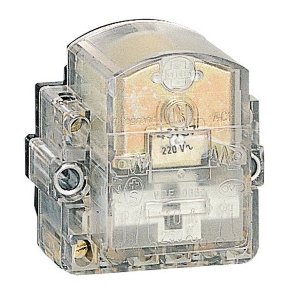 LEGRAND - Teleruptor 250 V - 10 A Tweepolig - 40 mA