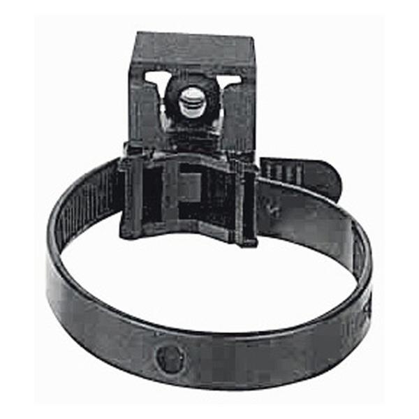 LEGRAND - Kabelband met steunstuk polyamide - gebruik buiten - zwart