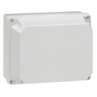 LEGRAND - Boite plexo ip55 Rect. -220x170x140mm- n.perc.