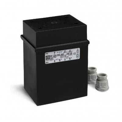 EREA - Veiligheidstransformator 1F - IP54 / 230-400 V / 2x0-24 V / 250 VA